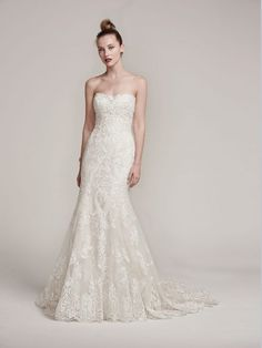 486a5ce8c51e Ireland Wedding Dress By Sottero Midgley from Pure Brides in Norwich. Chic Wedding  Dresses,
