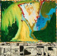 Pierre Alechinsky Le Bruit de la Chute 1974-75 - Pierre Alechinsky - Wikipedia, the free encyclopedia