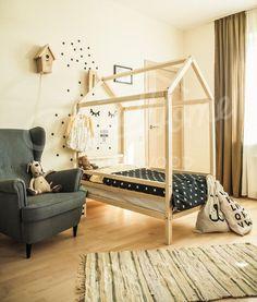 An amazing yet simple children's bedroom #affiliate