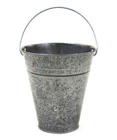 Another great find on #zulily! Distressed Favor Bucket Set #zulilyfinds