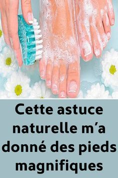 Cette astuce naturelle m'a donné des pieds magnifiques Fish Pedicure, Homemade Beauty Recipes, Diy Organisation, Workout Plan For Beginners, Foot Cream, Daily Beauty, Healthy Beauty, Feet Care, Diy Hairstyles