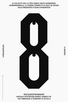 Three fine examples of contemporary European typography - TypeRoom Print Design, Graphic Design, Film D'animation, Design Graphique, Black And White Design, Creative, Images, Typography, Layout