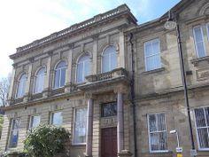 Accrington's Carnegie Library-Mechanics Institute