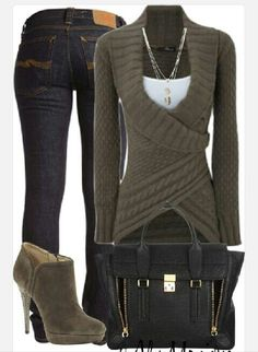Very Cute Winter/Fall Outfit!!