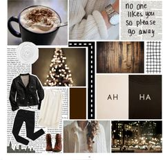 """""""- my mind is ticking like a clock that never stops"""" by summerlove-sarah on Polyvore"""