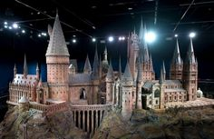 Incredibly Detailed Model of Hogwarts Castle Used for Every Harry Potter Film Is Revealed for the First Time