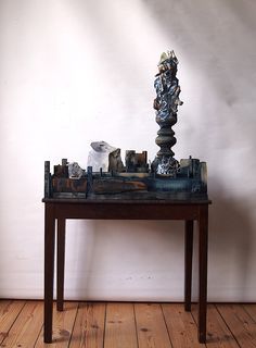 Galvin Harrison-The People Who Came From The Sea Sculpture for Robert Fisk (Middle East News Correspondent) Sea Sculpture, Middle East, Entryway Tables, News, People, Furniture, Home Decor, Decoration Home, Room Decor