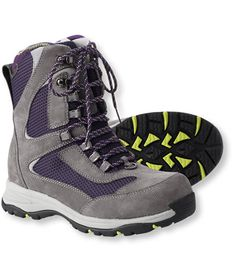 Women's Wildcat Boots, Lace-Up | Free Shipping at L.L.Bean
