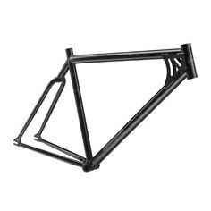 BMX Frames - Redline Urbis Nox Frame  44cm Black >>> You can get additional details at the image link.