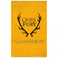 Game of Thrones House Baratheon Poster [11x17] $9.99