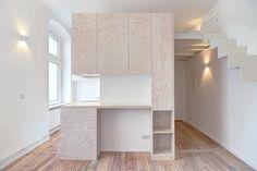Mini lejlighedsombygning