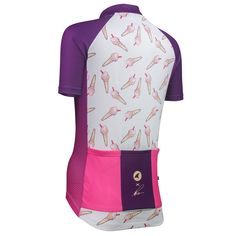 Van Winkle Cycling Jersey by Matthew Burton Women's | Artist-Inspired Cycling Apparel | Pactimo