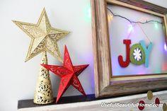 39 Oh So Gorgeous Dollar Store DIY Christmas Decor Ideas to Make You Scream With Joy