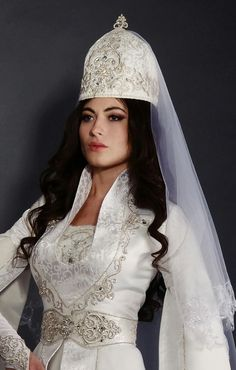 beautiful Circassian girl