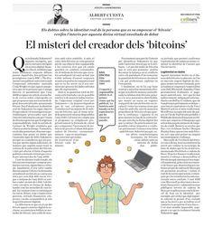 El misteri del creador dels 'bitcoins'.