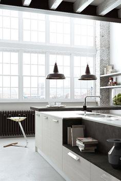 Elegant Kitchen Design Ideas for New Modern Home 2020 - Page 23 of 56 - kitchenislife Estilo Interior, Interior Desing, Interior Design Kitchen, Interior Architecture, Kitchen Decor, Nice Kitchen, Kitchen Black, Interior Modern, Kitchen Styling