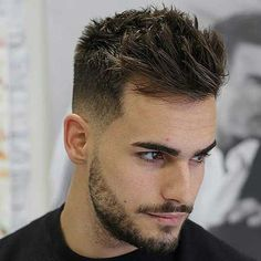 20.Short Hairstyles Men