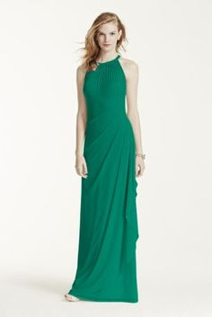Ultra-feminine and unique this bridesmaid dress has unparalleled details  that create a figure flattering d0c4a470b34c