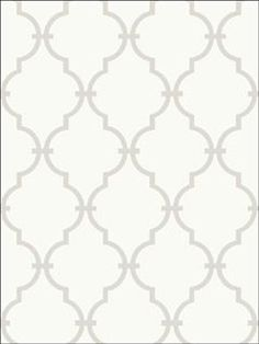 WTG-116779 Modern Trellis Wallpaper by Ashford House Wallpaper wallpaperstogo.com