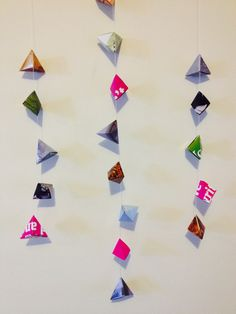 DIY bipyramids