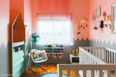 40-decoracao-quarto-bebe-rosa-cinza-gemeas