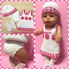 Комплект для куклы :кардиган и брюки.Акрил.Спицы№3.Получила удовольствие от вязания.Уверена-будут новые работы
