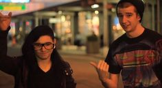 Skrillex Talks Dubstep And More