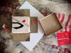 artists' books, book objects, mini books -by Jim Lorena