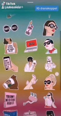Instagram Emoji, Moda Instagram, Insta Instagram, Instagram Quotes, Instagram Posts, Creative Instagram Photo Ideas, Instagram Story Ideas, Instagram Editing Apps, Stickers