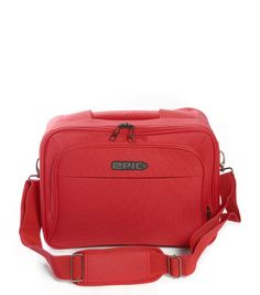 epic Discovery AIR Flight Bag red