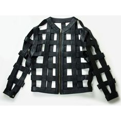 Stand out from the crowd and make them believe that you are special KÄFIG JACKET Check what we have for you !  http://ladieswishlist.com/products/kafig-jacket?utm_campaign=social_autopilot&utm_source=pin&utm_medium=pin