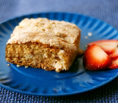 Fantastic Buttery Cream Cheese Coffee Cake Peter's request