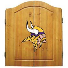 Minnesota Vikings Dart Cabinet - $199.99