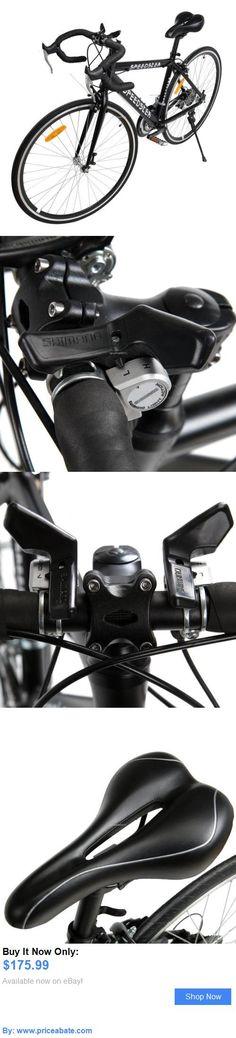bicycles: 26 Medium 54Cm Aluminum Bicycle 21 Speed 700C Road Bike Racing Shimano BUY IT NOW ONLY: $175.99 #priceabatebicycles OR #priceabate