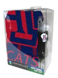 LinksWalker: Towel Gift Packs - Arizona Wildcats.  Buy it @ ReadyGolf.com