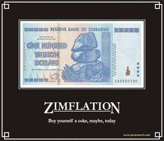 Zimflation