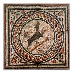 Cave Canem (Beware of the Dog) Mosaic, Pompeii, Italy A.) a popular motif for the thresholds of Roman villas. Roman History, Art History, Ancient Rome, Ancient History, Mosaic Art, Mosaic Glass, Roman Art, Mosaic Projects, Mo S