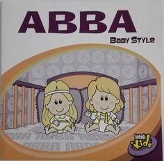 Música de Abba adaptada para bebés.Haz clic en la imagen para ir al catálogo.