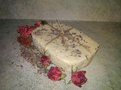 Воздушное мыло-суфле с ароматом лаванды