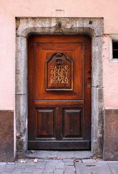 a parisian door