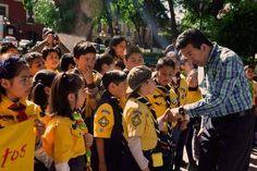 #ElCensorWeb Ayudar al desprotegido, valor imprescindible en una sociedad: Escobar Jardínez