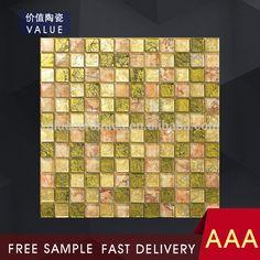 hot crystal glass mosaic patterns