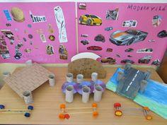 Játékos tanulás és kreativitás: Szakköri munkáink: Hidak