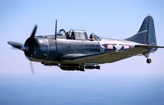 SBD Dauntless | Douglas SBD Dauntless - Taringa!