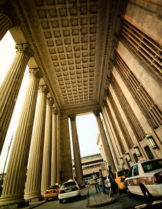 30th Street Train Station: Philadelphia