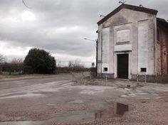 """Legnano, Oratorio di Santa Teresa d'Avila, comunemente chiamata la chiesa di """"mazzafame""""."""