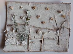Kunstjuf: sneeuw