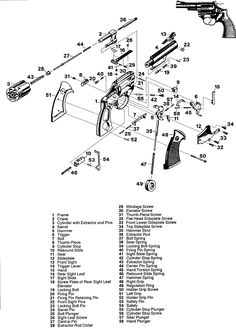 Gunclip Depot Colt 1911 Gun Parts weapons t Armas