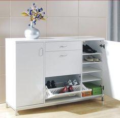 Kinnanes Grace Shoe Cabinet