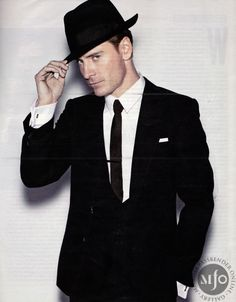 Michael Fassbender photographed by Lorenzo Agius for 'The Times Magazine' UK - May 2011